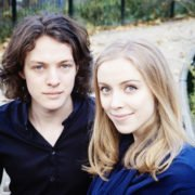 Andrey Lebedev and Bronte Hudnott