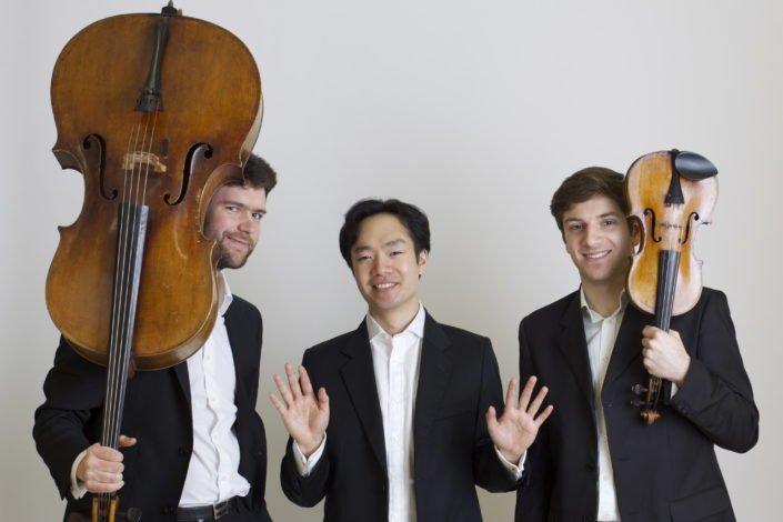 Linos Piano trio (pic: Samuele Bottega)