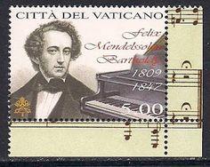 Mendelssohn stamp