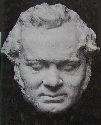 Schubert's Death Mask