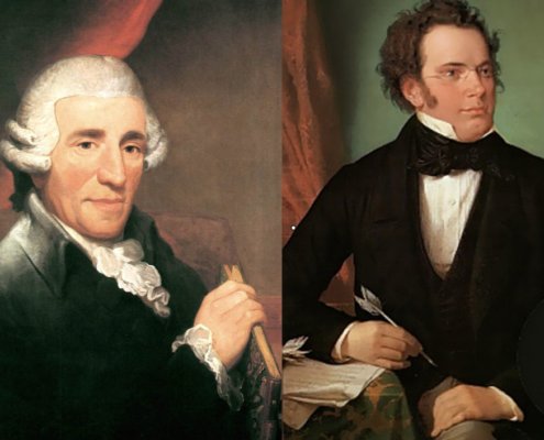 Haydn and Schubert