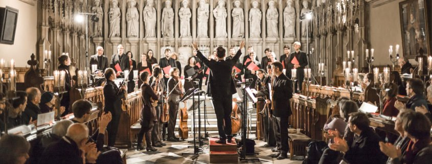 Oxford Bach Soloists