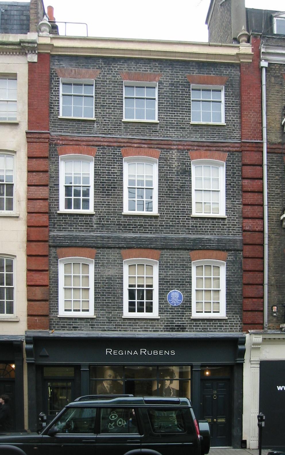 Handel's House