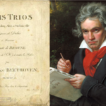 Trio page and Beethoven