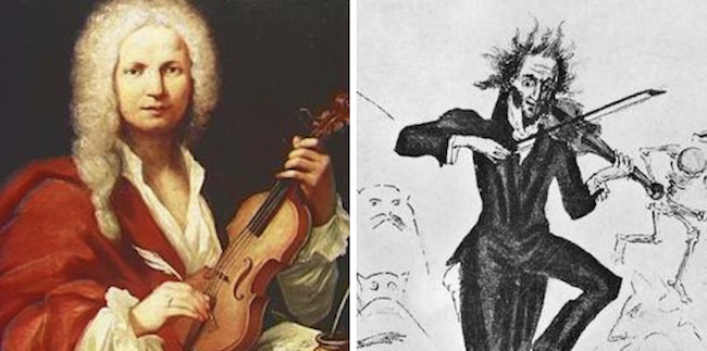 Vivaldi and Paganini