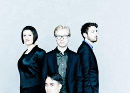 The Marmen Quartet