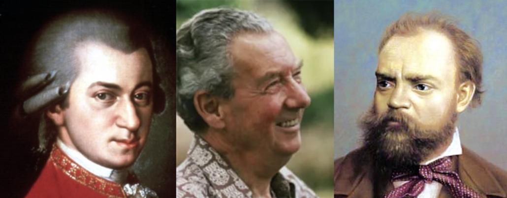 Gildas Quartet composers